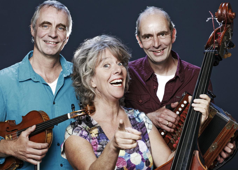 Marjolein Meijers en muzikanten met 40 jaar Muziek