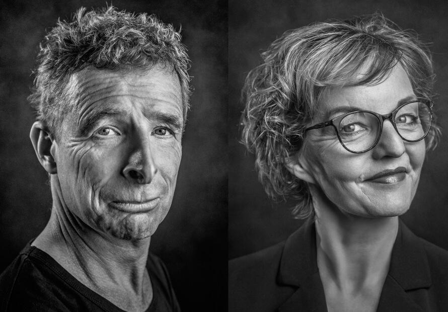 Dubbelprogramma Hans Sibbel & Sanne Wallis de Vries