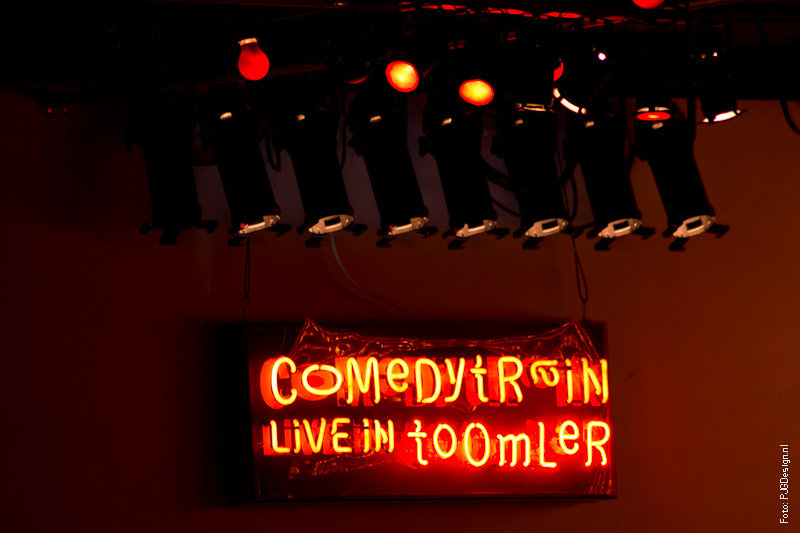 Late Night Comedytrain